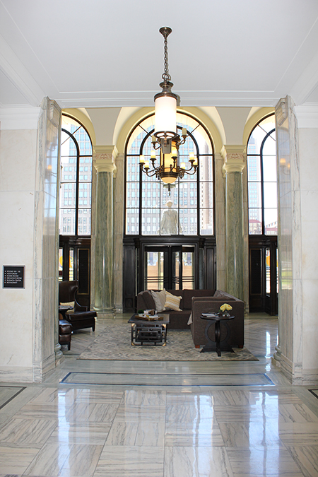 The Drury Hotel 4