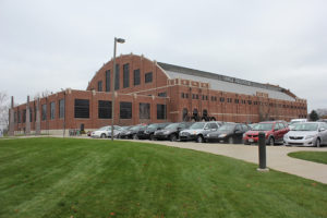 Hinkle Fieldhouse, Butler University, Indianapolis, IN