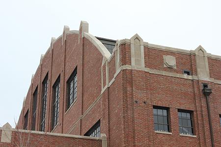 Hinkle Fieldhouse 4